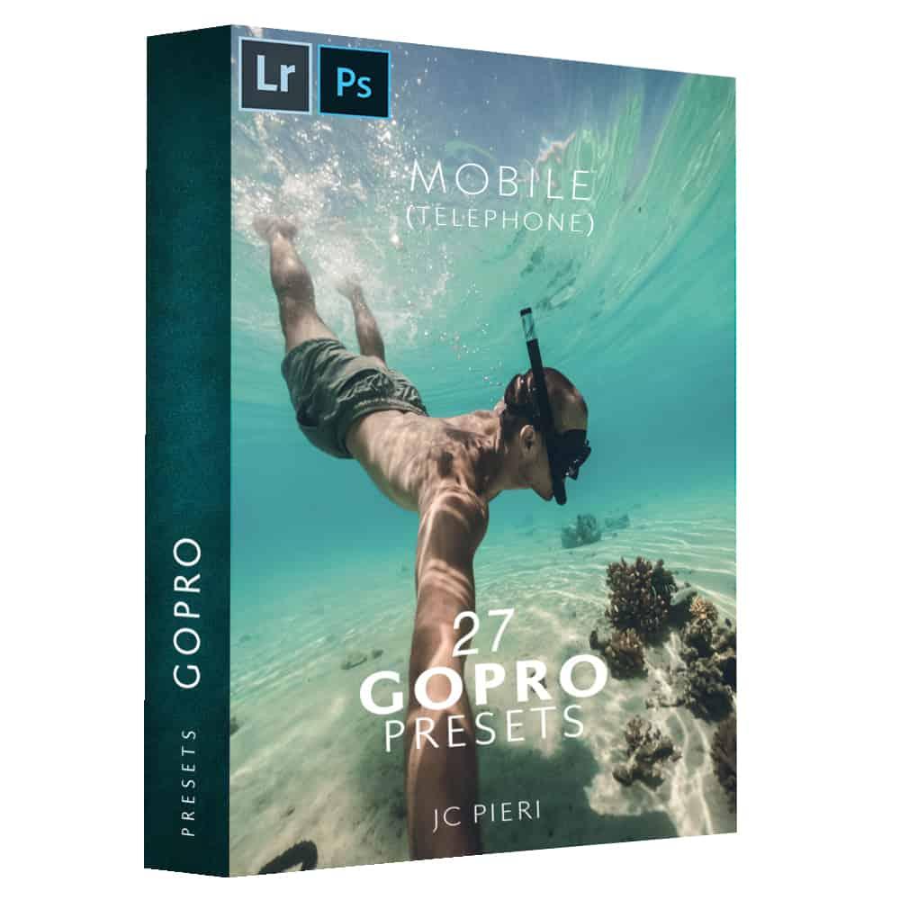 Pack 27 Presets Gopro Mobile