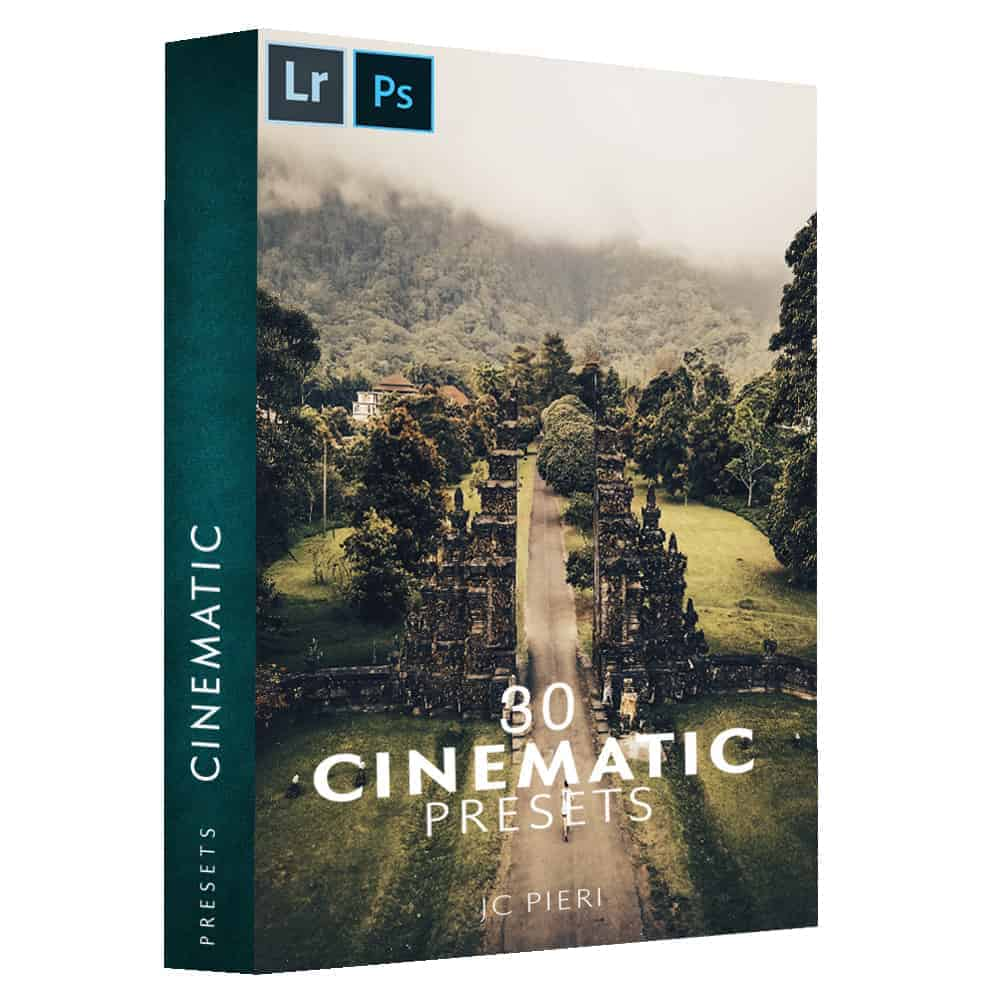 Pack 30 Presets Cinematic