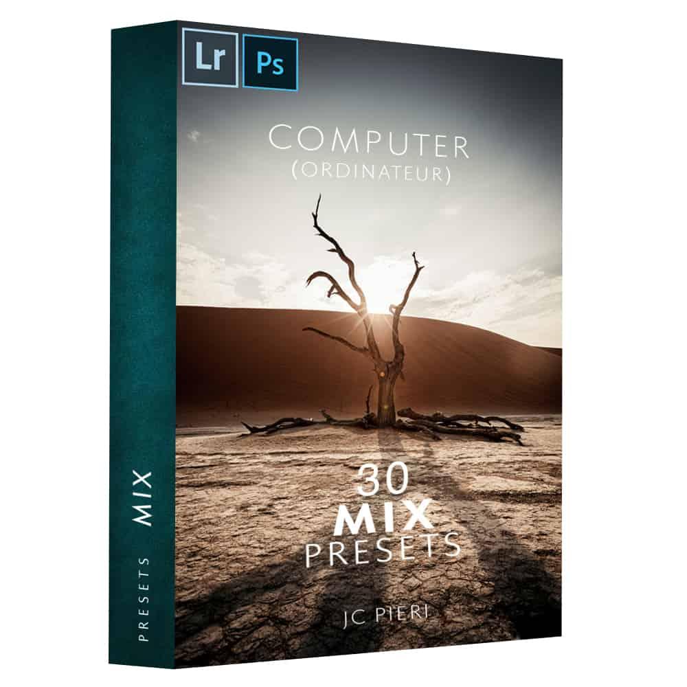 Pack 30 Presets Mix Computer