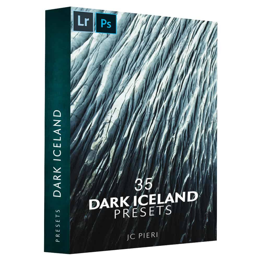 Pack 35 Presets Dark Iceland