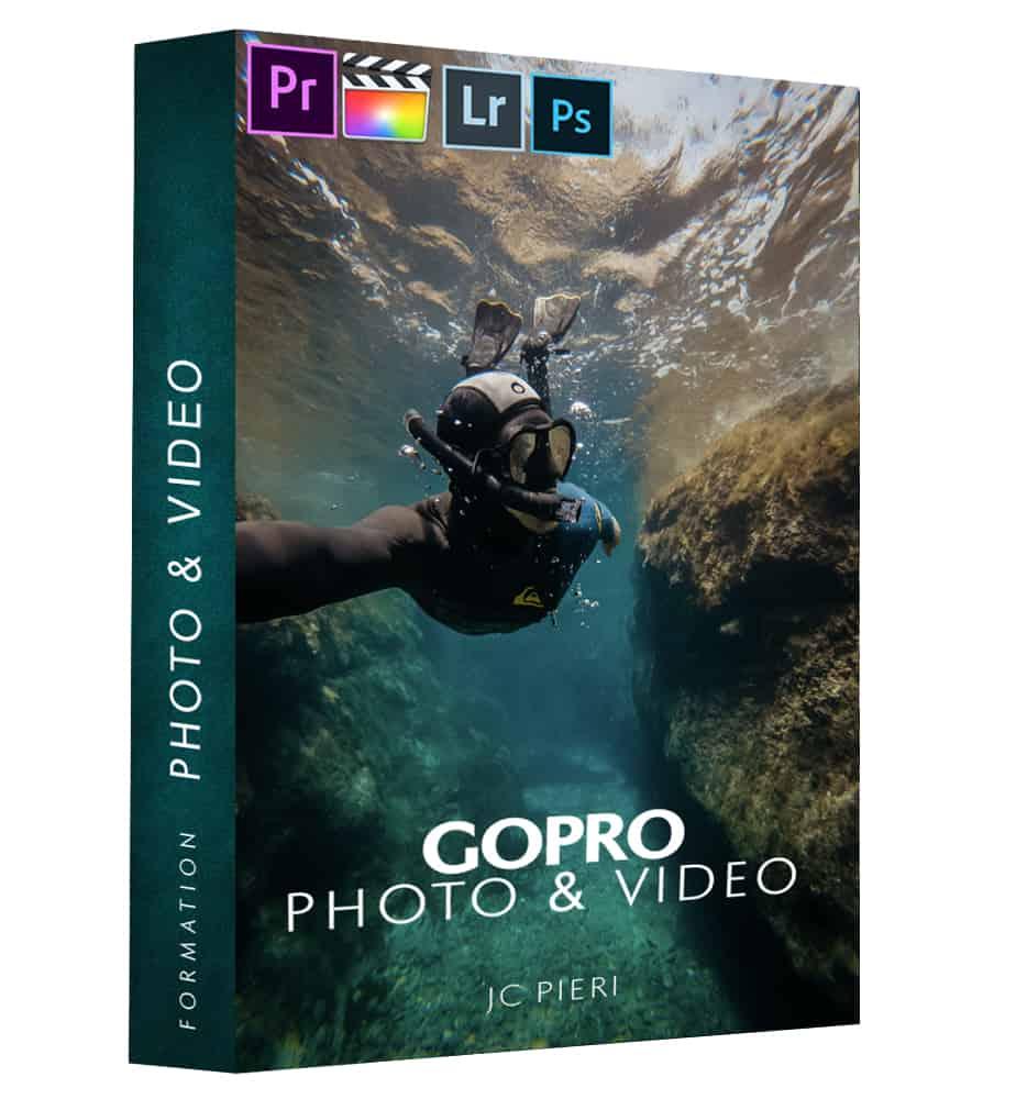 Packs Photo & Video Gopro Ok