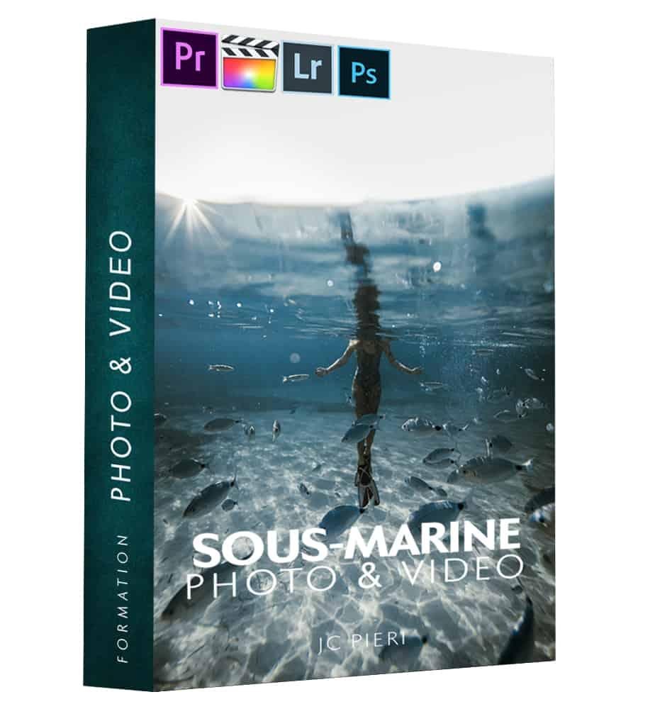 Packs Photo & Video Sous Marine Ok