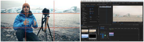 Les techniques de tournage de base en vidéo