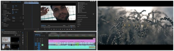 Post Production Sur La Vidéo Du Shooting​