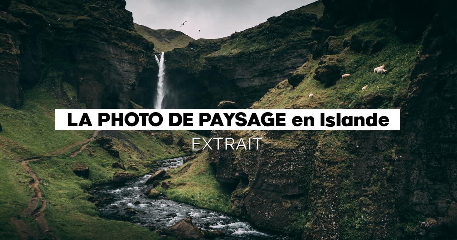 Extraits Module photo paysage