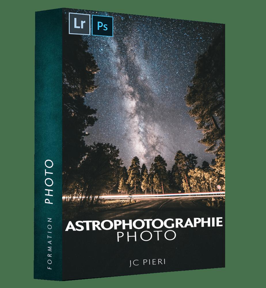 Module de la formation Astrophotographie avec JC Pieri